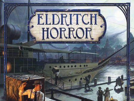 Eldritch Horror: Masken des Nyarlathotep - Erweiterung