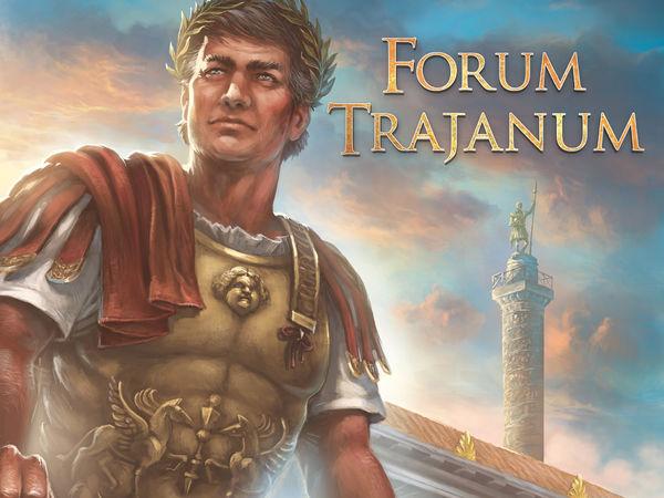 Bild zu Alle Brettspiele-Spiel Forum Trajanum