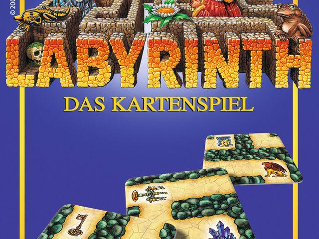Labyrinth: Das Kartenspiel Bild 1