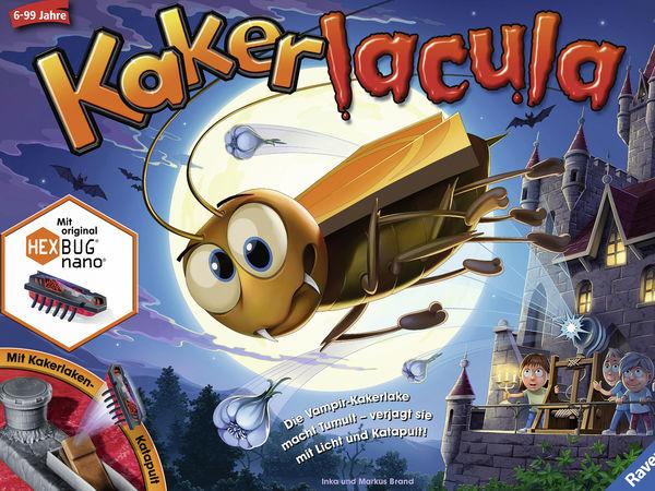 Bild zu Alle Brettspiele-Spiel Kakerlacula