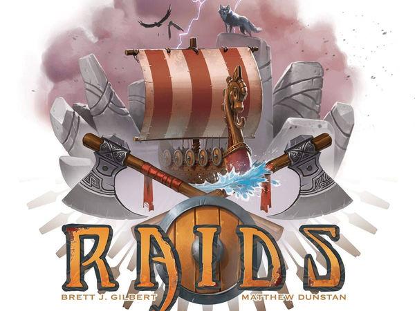 Bild zu Alle Brettspiele-Spiel Raids
