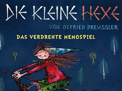 Die kleine Hexe: Das verdrehte Memospiel