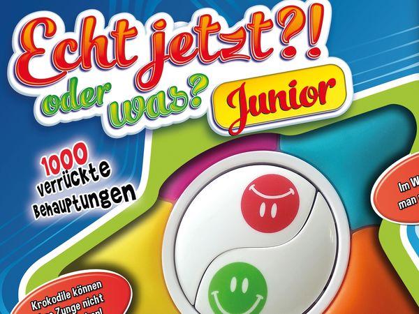 Bild zu Alle Brettspiele-Spiel Echt Jetzt?! Junior