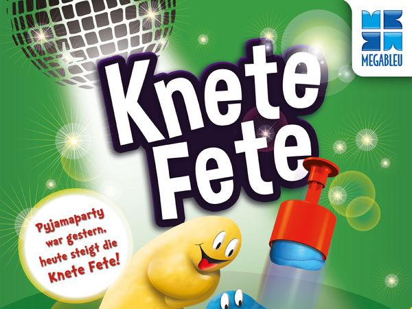 Bild zu Alle Brettspiele-Spiel Knete Fete