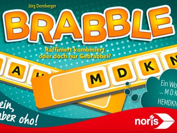 Bild zu Alle Brettspiele-Spiel Brabble
