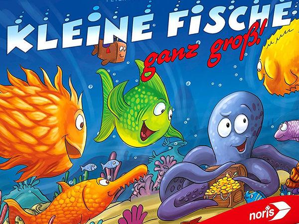 Bild zu Alle Brettspiele-Spiel Kleine Fische ganz groß