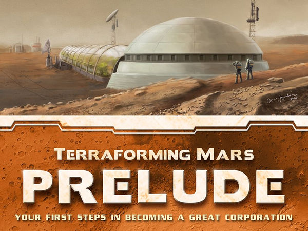 Bild zu Alle Brettspiele-Spiel Terraforming Mars: Prelude