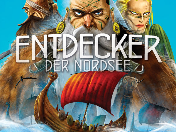 Bild zu Alle Brettspiele-Spiel Entdecker der Nordsee