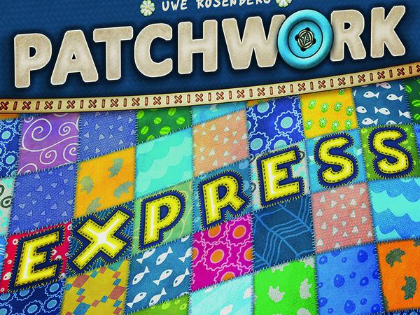Bild zu Alle Brettspiele-Spiel Patchwork Express