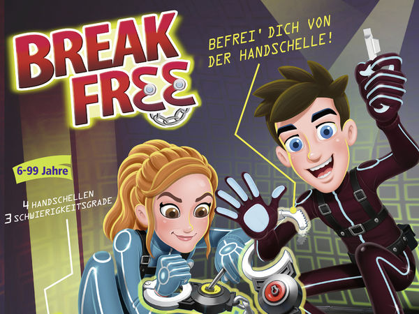 Bild zu Alle Brettspiele-Spiel Break Free