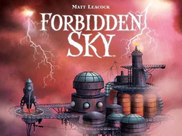 Bild zu Alle Brettspiele-Spiel Forbidden Sky