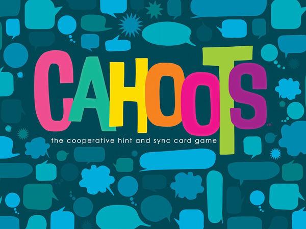 Bild zu Alle Brettspiele-Spiel Cahoots
