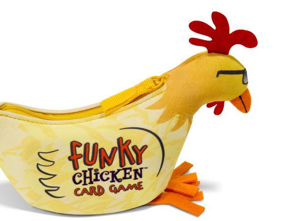 Bild zu Alle Brettspiele-Spiel Funky Chicken