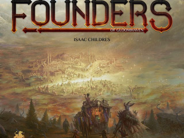 Founders of Gloomhaven Bild 1