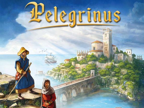 Bild zu Alle Brettspiele-Spiel Pelegrinus