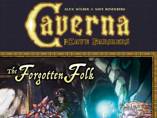 Bild zu Alle Brettspiele-Spiel Caverna: Vergessene Völker
