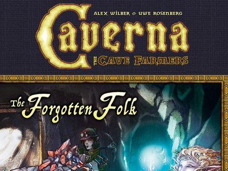Caverna: Vergessene Völker