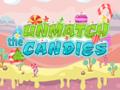 Denken-Spiel Unmatch the Candies spielen