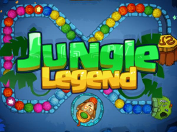 Bild zu Geschick-Spiel Jungle Legend