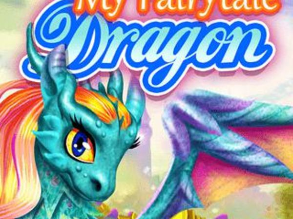 Bild zu Mädchen-Spiel My Fairytale Dragon