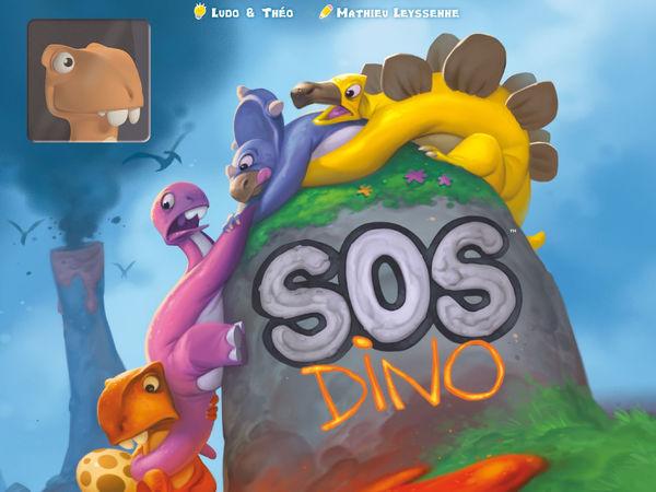 Bild zu Spiel des Jahres-Spiel SOS Dino