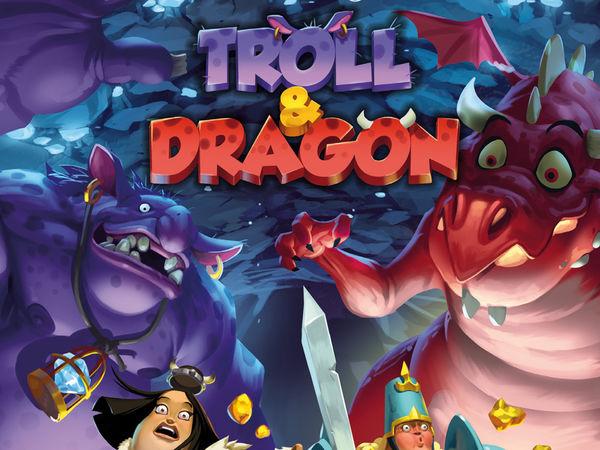 Bild zu Alle Brettspiele-Spiel Troll & Dragon