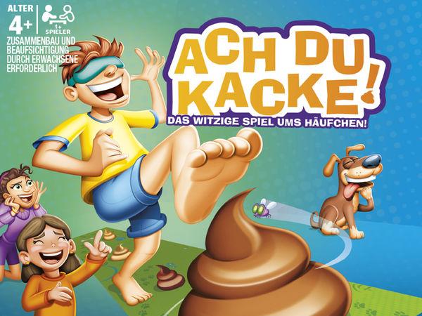Bild zu Alle Brettspiele-Spiel Ach Du Kacke!