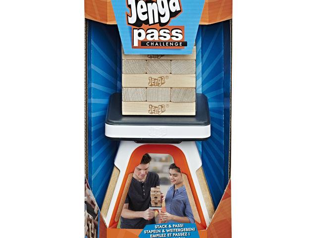 Jenga Pass Challenge Bild 1