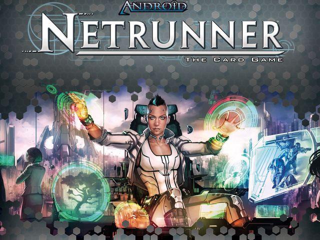 Android Netrunner - Neuauflage Bild 1