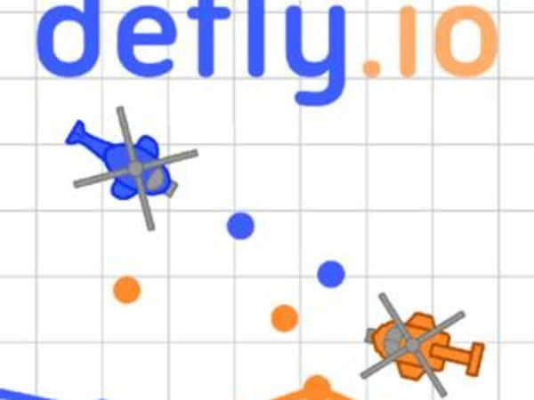 Bild zu Neu-Spiel Defly.io