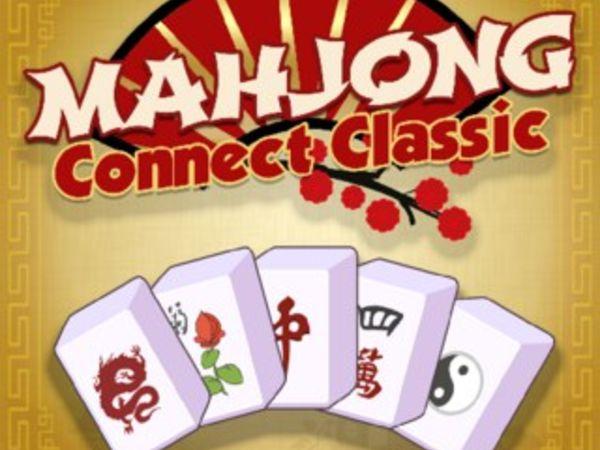 Bild zu Karten & Brett-Spiel Mahjong Connect Classic