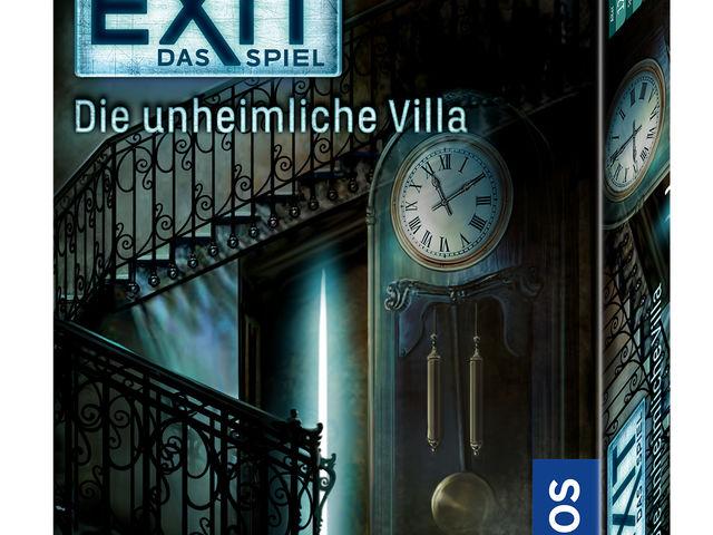 Exit - Das Spiel: Die unheimliche Villa Bild 1