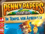 Vorschaubild zu Spiel Penny Papers Adventures: Im Tempel von Apikhabou