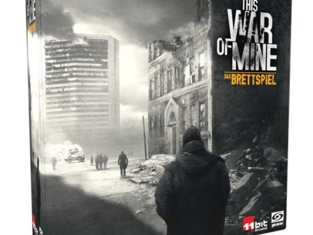 This War of Mine: Das Brettspiel Bild 1
