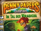 Vorschaubild zu Spiel Penny Papers Adventures: Im Tal des Wiraqucha