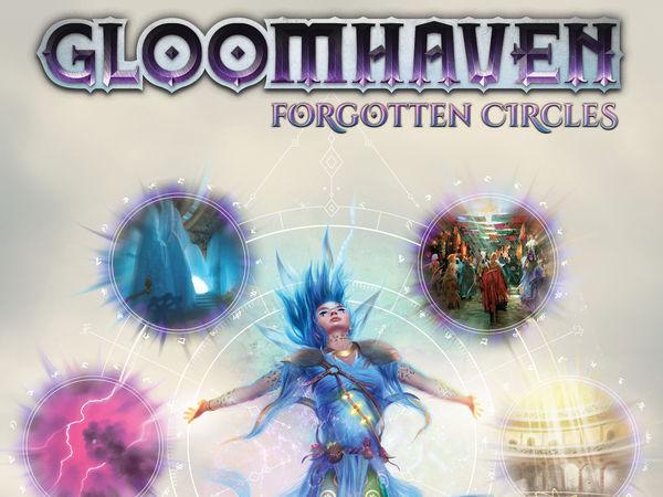 Bild zu Alle Brettspiele-Spiel Gloomhaven: Forgotten Circles