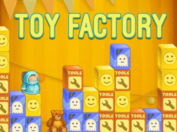 Bild zu Neu-Spiel Toy Factory