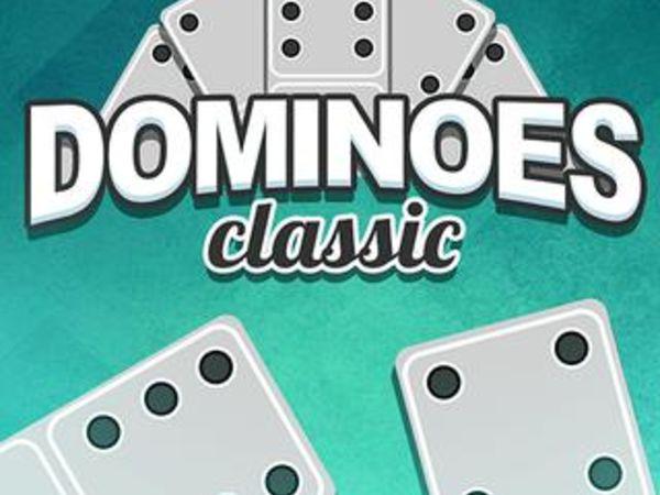 Bild zu Neu-Spiel Dominoes Classic