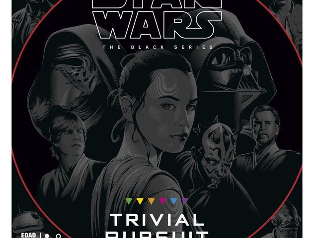 Trivial Pursuit: Star Wars Bild 1