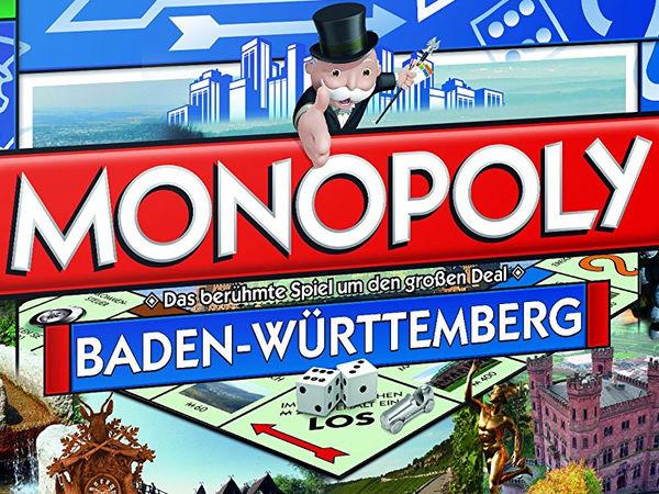 Bild zu Alle Brettspiele-Spiel Monopoly Baden Württemberg