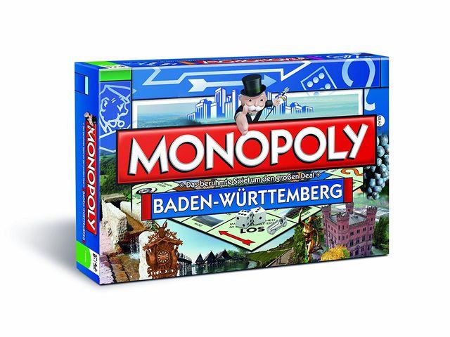 Monopoly Baden Württemberg Bild 1