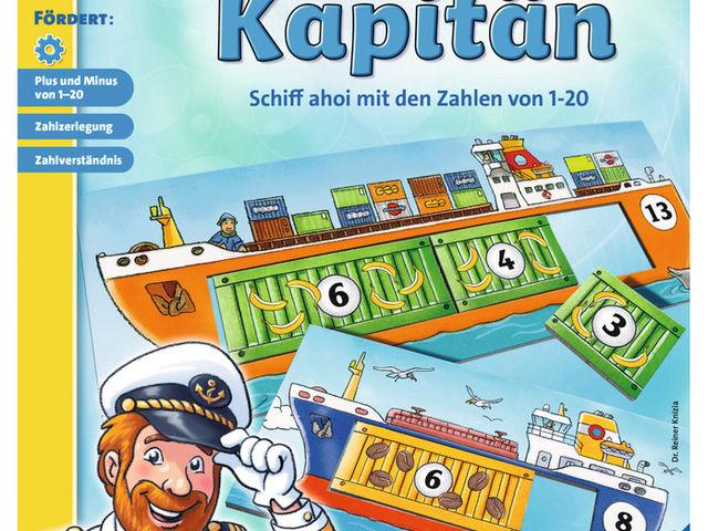 Rechen-Kapitän Bild 1