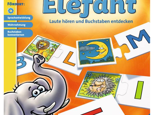 E wie Elefant Bild 1