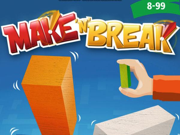 Bild zu Alle Brettspiele-Spiel Make'n'Break - Mitbringspiel