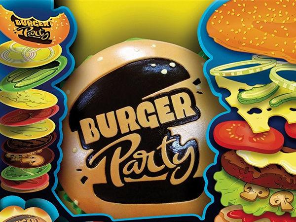 Bild zu Alle Brettspiele-Spiel Burger Party