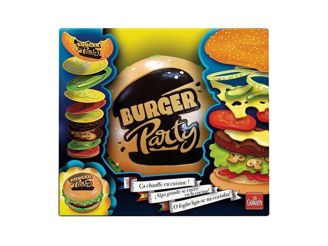 Burger Party Bild 1