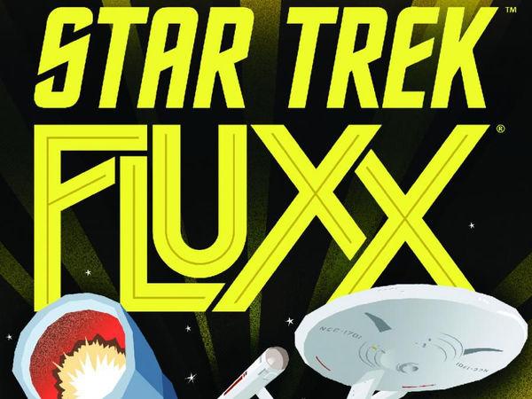 Bild zu Alle Brettspiele-Spiel Star Trek Fluxx