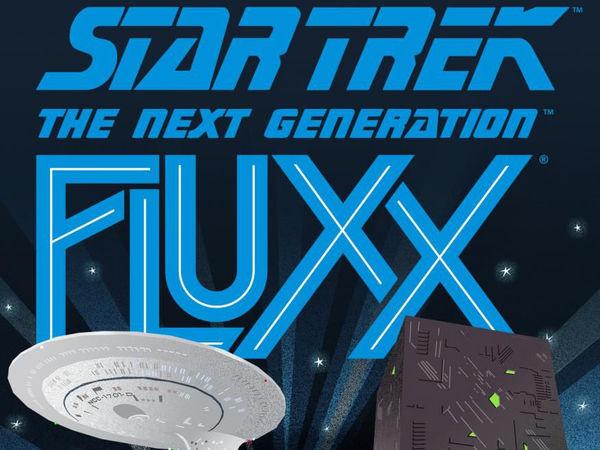 Bild zu Alle Brettspiele-Spiel Star Trek: The Next Generation Fluxx