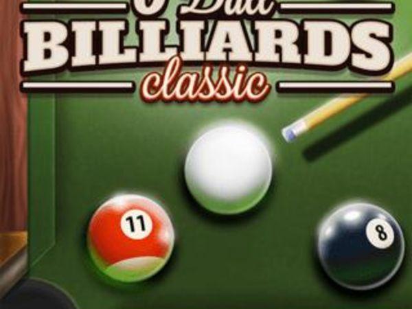 Bild zu Action-Spiel 8 Ball Billiards Classic