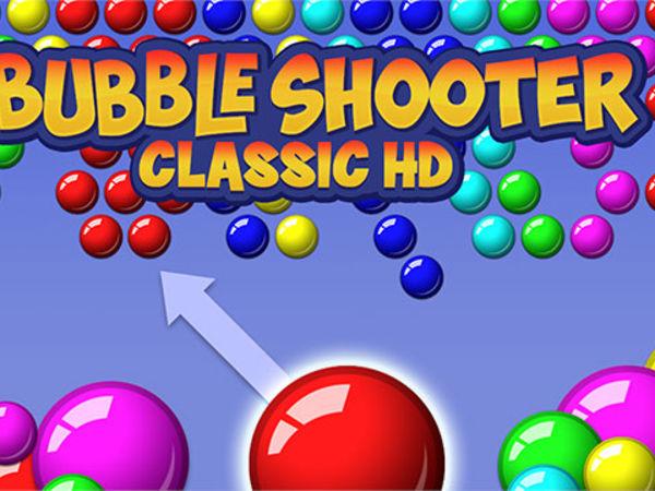 Bild zu HTML5-Spiel Bubble Shooter Classic HD